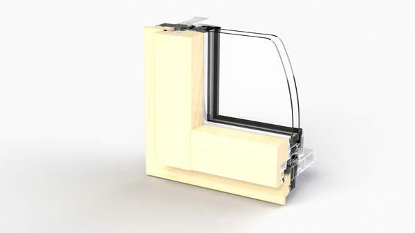 Vue intérieure de la fenêtre EPMi