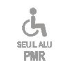 Logo accessibilité handicapé